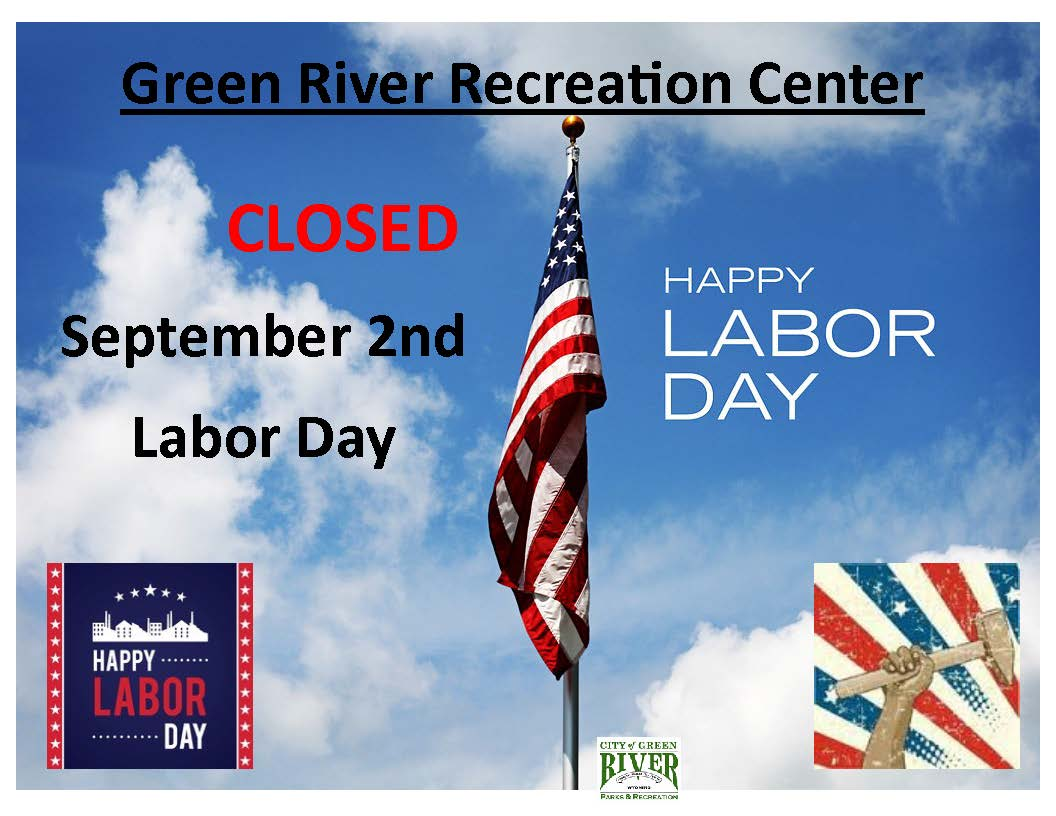 5 Labor Day Closure 2019