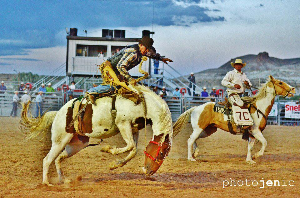 Overland Stage Stampede Rodeo (004)