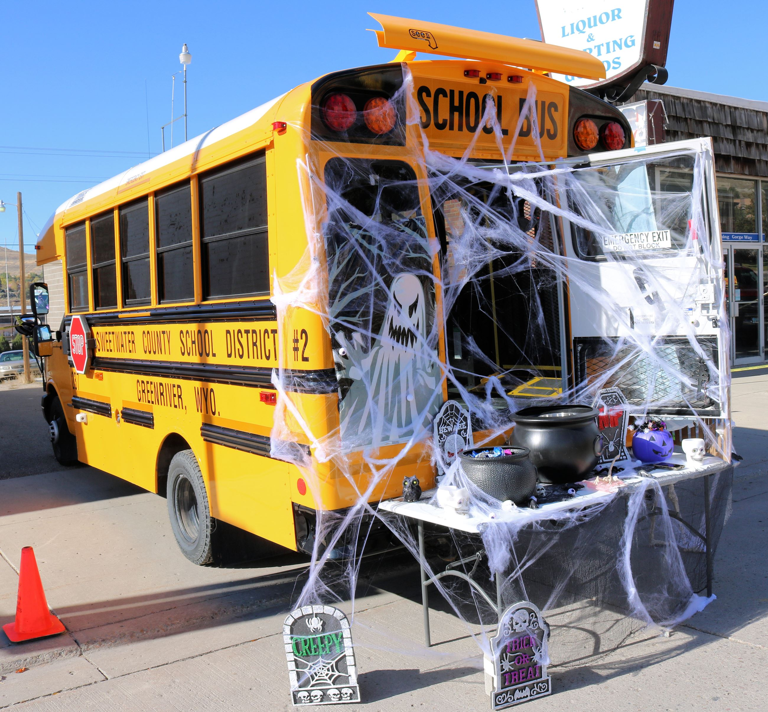 Green River URA Trunk or Treat 2018 (10)