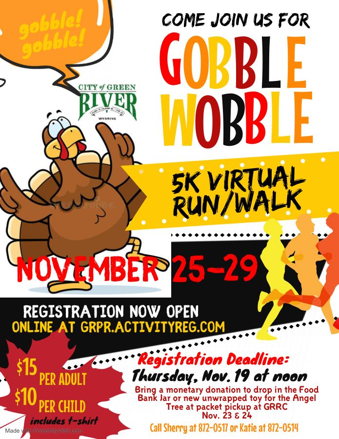 Gobble Wobble Flyer - Made with PosterMyWall (3)