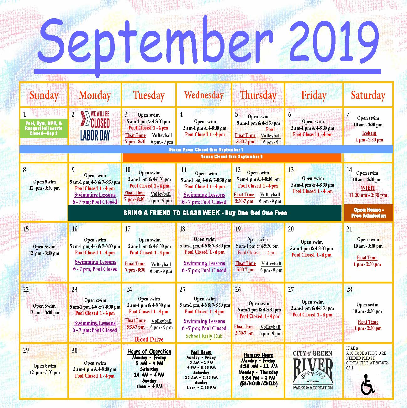9.1.2019 Calendar and Newsletter_Page_1