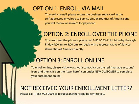 3 Ways to Enroll