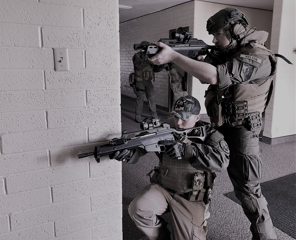 SWAT Team Training 2019